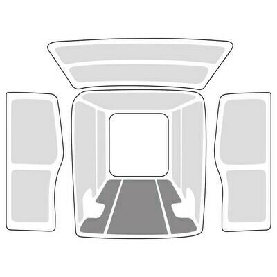 Sisekatted Ford Transit