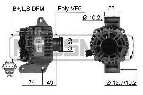 Generaator MESSMER