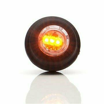 LED-ääretuli 12-24V.